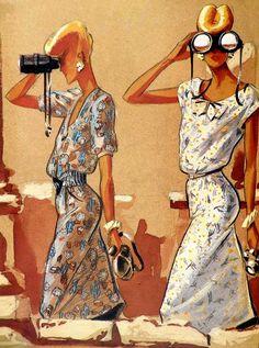 Stefano Canulli Illustration