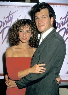 """EXCLUSIVE: Jennifer Grey on Working With Patrick Swayze in 'Dirty Dancing' — """"I Had the Time of My Life"""""""