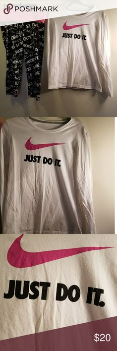 NIKE long sleeve shirt 🎀 Shirt  Long sleeve  Brand NIKE  Slim fit  Worn once Nike Other