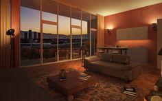 Manido Studios - Swiss Prime Site AG - Zürich Maaghome 3d Modellierung, Studios, Modern, Divider, Room, Furniture, Home Decor, Architecture, Bedroom