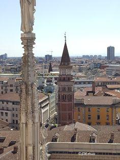 Iglesia de San Gotardo, Milán