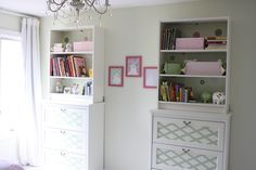 Come learn how to create your own custom, statement pieces of furniture by painting basic Ikea furniture pieces! Wonderful Ikea Hack idea by Designer Trapped in a Lawyer's Body!