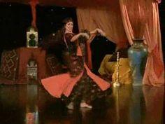 Egyptian Saidi and Raks Assaya or cane dance ~ Free belly dance classes online