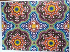 Amazon.com - Dover Publications-Decorative Tile Designs Coloring Book - Coloring Books For Adults By potameid on Mar 15, 2013