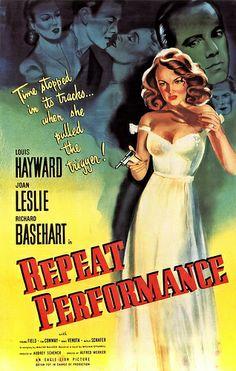 Film Noir Poster - Repeat Performance_01