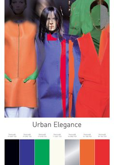 Color Essence Women Autumn/Winter 2015/16