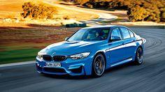 BMW M3 und BMW M4 http://www.autorevue.at/neuvorstellung/bmw-m4_coup_und_m3_limousine-modellvorstellung.html