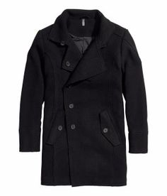 H&M Wool Blend Coat now £30 was £49.99