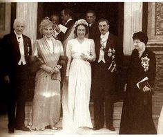Príncipe Pedro Orleans Braganza & Princesa Ma Esperanza de Borbón-Dos Sicilias