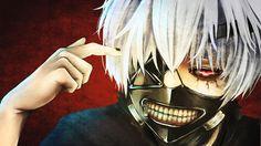 Mask Kaneki Ken Mask Red Eye Tokyo Ghoul Aalto 1920×1080