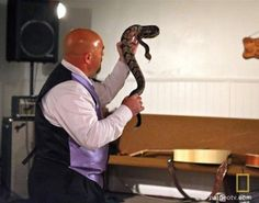 'Snake Salvation' pastor dies, National Geographic issues statement