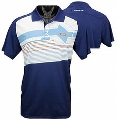 Oakley Golf Clothing