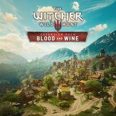 The Witcher 3: Blood and Wine, javier pintor on ArtStation at https://www.artstation.com/artwork/DE2Vn
