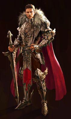 Knight, CHORO . on ArtStation at https://www.artstation.com/artwork/41YL4