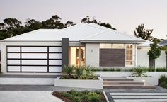 Elevation photo of the The Chianti home design