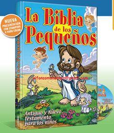 LIBROS DVDS CD-ROMS ENCICLOPEDIAS EDUCACIÓN PREESCOLAR PRIMARIA SECUNDARIA PREPARATORIA PROFESIONAL: LA BIBLIA DE LOS PEQUEÑOS reflexiones para aprende...