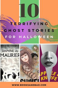 10 Ghost Stories For Halloween | Books and Bao Supernatural stories, haunted tales, scary campfire stories of every kind are read and told at Halloween. Be they stories from myth, stories by horror legends like Stephen King and Edgar Allan Poe, or stories you found online. But what are some of the best short ghost stories around? #scarystories #horror #halloweenfun #halloween #bookstoread #booksworthreading #haunted #booklovers #booklists #scarybooks #horrorbooks #shortstory #shortstories