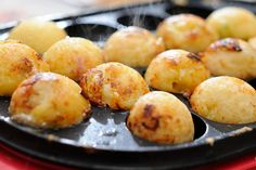 -takoyaki- Japan (no recipe)