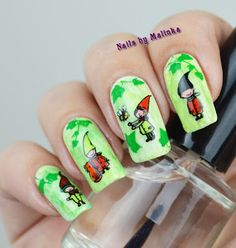 Nails by Malinka: BP-L105