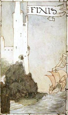"""William Timlin «The Ship That Sailed To Mars» 