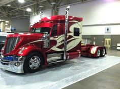 Some Classy 18 wheeler pics from the Great American Truck Show - 2CoolFishing