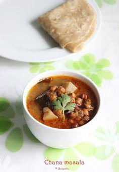 chole masala in pressure cooker