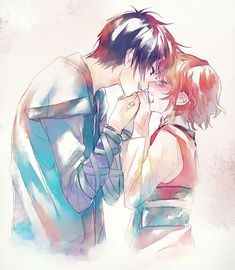 Akatsuki no Yona ♥ (Yona of the Dawn) ♡ Hak x Yona