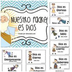 Recursos de educación cristiana para niños, lecciones, visuales, juegos, devocionales y más