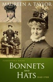 Gena's Genealogy: Telling HerStory 2014: Bonnets and Hats. #WomensHistoryMonth #genealogy