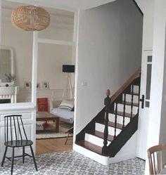 Customiser un vieil escalier.