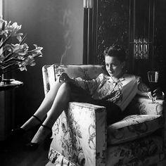 Olivia de Havilland. Beverly Hills, CA. 1942. Photographer: Bob Landry