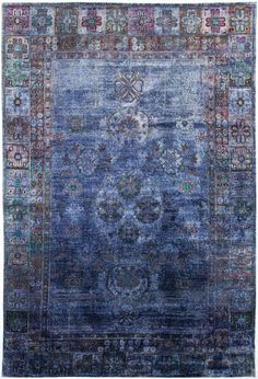 Love. These rugs are made from recycled Sari silk. I WILL own a few of these some day.