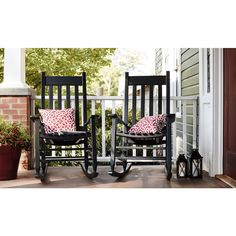 Shop allen roth Glenlee Brown Steel Patio Conversation Chair at