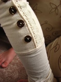 DIY boot socks from an old shirt...I have a sweater with this same design. PROJECT!