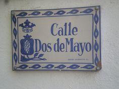 Calle Dos de Mayo