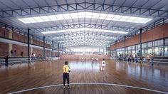 CGarchitect - Professional 3D Architectural Visualization User Community | Sports Club