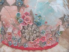 Fairy crowns. This is gorgeous . Would love to make