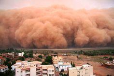 Tempestade de areia 8