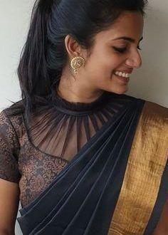 Global ethnic Customization - Global ethnic Customization Source by jaligapu - Choli Designs, Pattu Saree Blouse Designs, Stylish Blouse Design, Fancy Blouse Designs, Designs For Dresses, Bridal Blouse Designs, Blouse Back Neck Designs, Designer Blouse Patterns, Designer Dresses