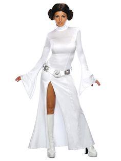 Sexy Prinzessin Leia Damenkostüm Lizenzware weiss, aus unserer Kategorie Film- & Promikostüme. Prinzessin Leia aus den Star Wars Filmen kennt wirklich jedes Kind. Die Schwester von Jedi-Ritter Luke Skywalker verzaubert einfach jeden mit ihrem Charme. Ein fantastisches Kostüm für Fasching und Mottopartys.