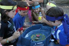The final battle for first place! Beyblade Party Tournament