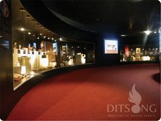 DITSONG: National Museum of Cultural History. Visual Links: Stylistic influences of African and Western art on architecture, art and applied art. History Museum, Western Art, National Museum, Architecture Art, Museums, South Africa, African, Culture, Museum