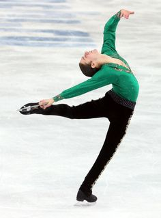 Jason Brown - Men's Free Skate - Sochi 2014. Simply beautiful. It will be fun to watch this youngster.