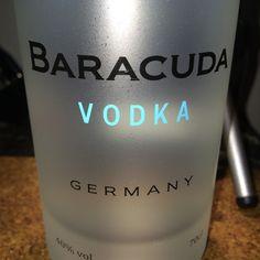Baracuda Vodka - Ein neuer Raubfisch im Vodka-Teich