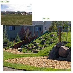 natural playgrounds bozeman montessori school