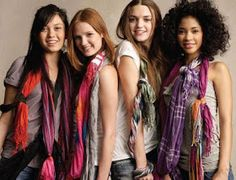 Passiflora Home: How to tie a scarf!