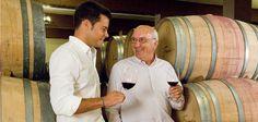 La madera, el clima, el suelo, la uva, los viñedos, el rio Duero que discurre por sus tierras y por supuesto, su saber hacer. Estas son las claves que explican la singularidad de los vinos de las Bodegas Fariña. Unas bodegas que nacieron hace setenta años gracias a la pasión de Manuel Fariña y que se han convertido, tres generaciones después, en uno de los principales artífices del desarrollo de la D.O. de Toro. Chef Jackets, Wine, Wine Cellars, Thanks