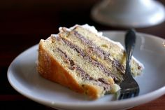 Cassata is an Italian sponge cake that has the same type of filling you'd expect to find in a cannoli