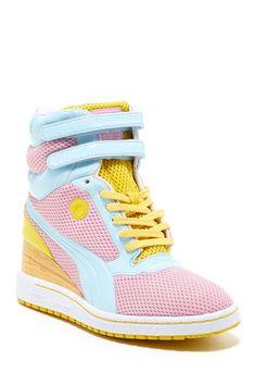 PUMA MY-77 High Top Wedge Sneaker by PUMA on  nordstrom rack High Top Wedge c44e9358d0fa