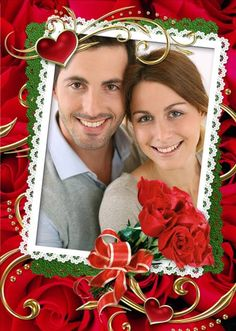 Be romantic with PhotoMontager! Download the app now!